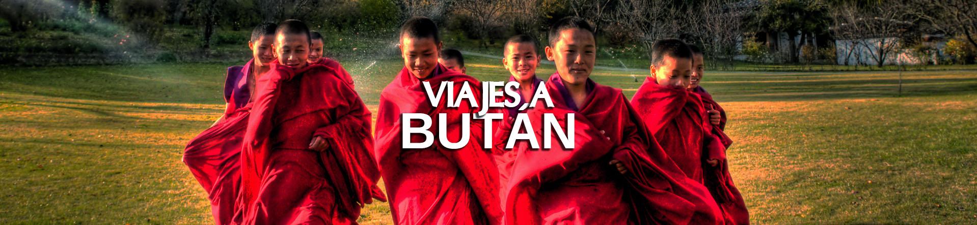 Bután desde Argentina