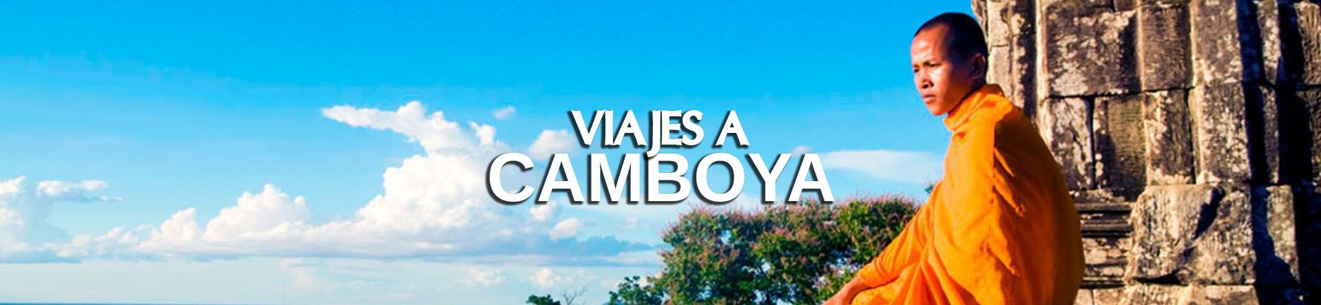 Camboya desde Argentina