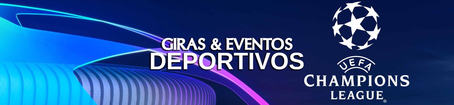 Giras y Eventos desde Argentina
