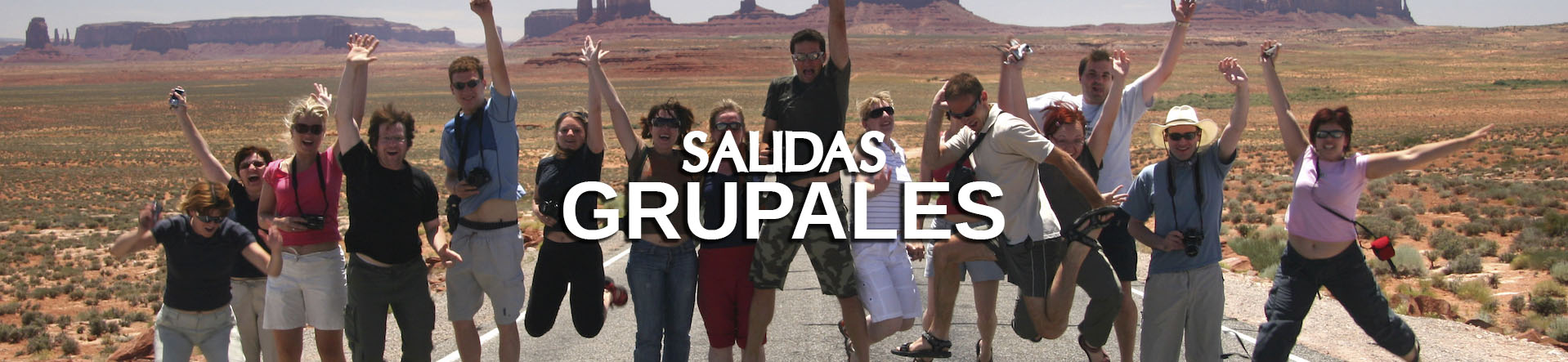 Grupales desde Argentina