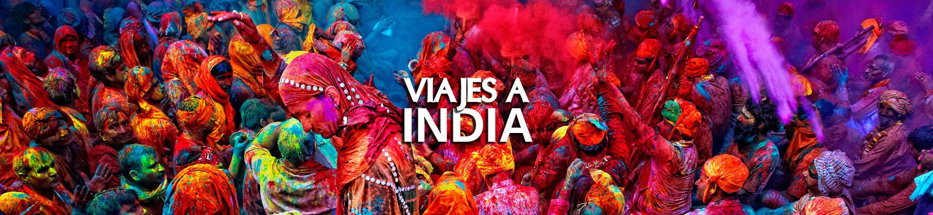 India desde Argentina