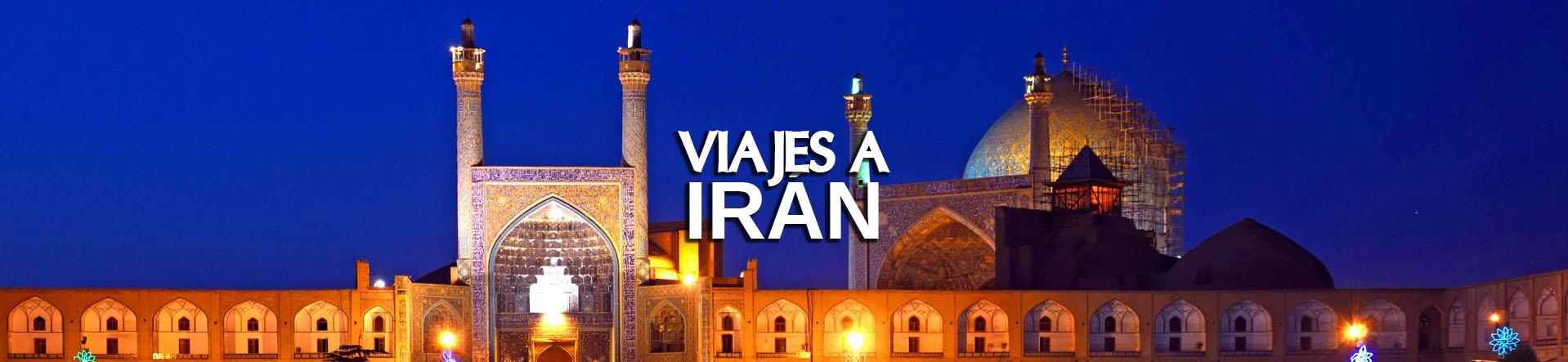Irán desde Argentina