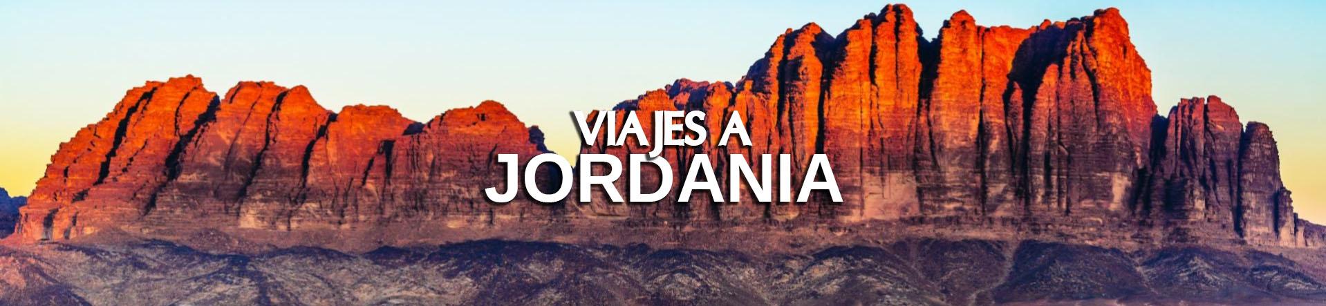 Jordania desde Argentina