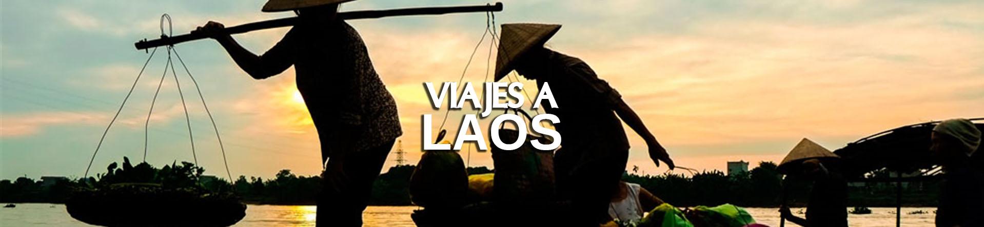 Laos desde Argentina