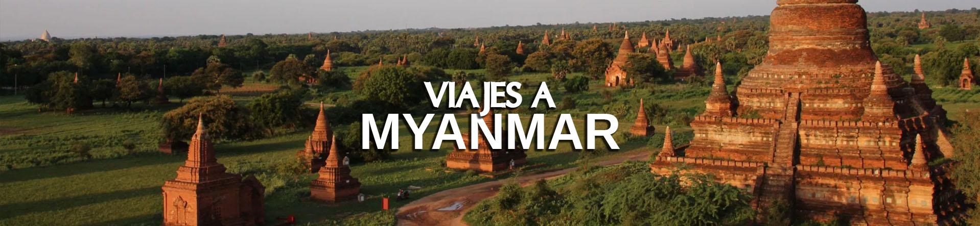Myanmar desde Argentina