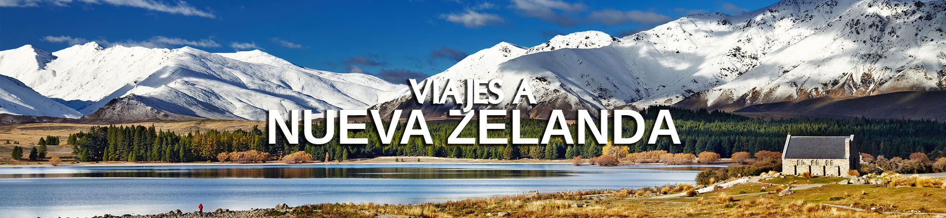 Nueva Zelanda desde Argentina