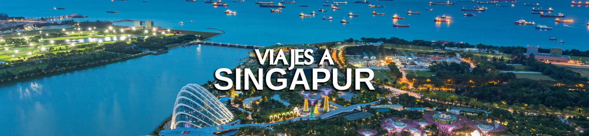 Singapur desde Argentina