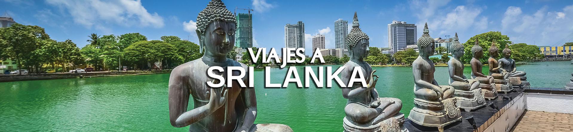 Sri Lanka desde Argentina