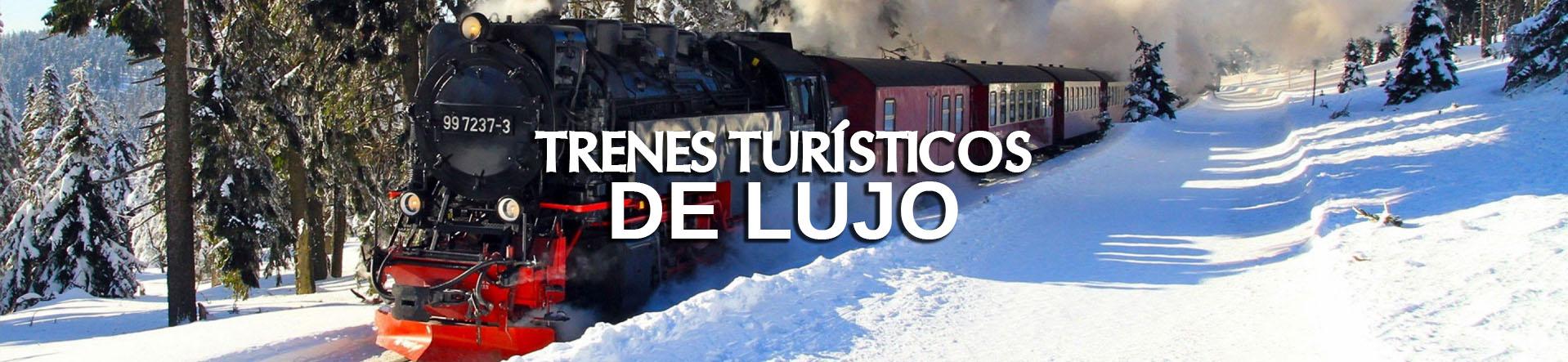Trenes Turísticos de Lujo desde Argentina