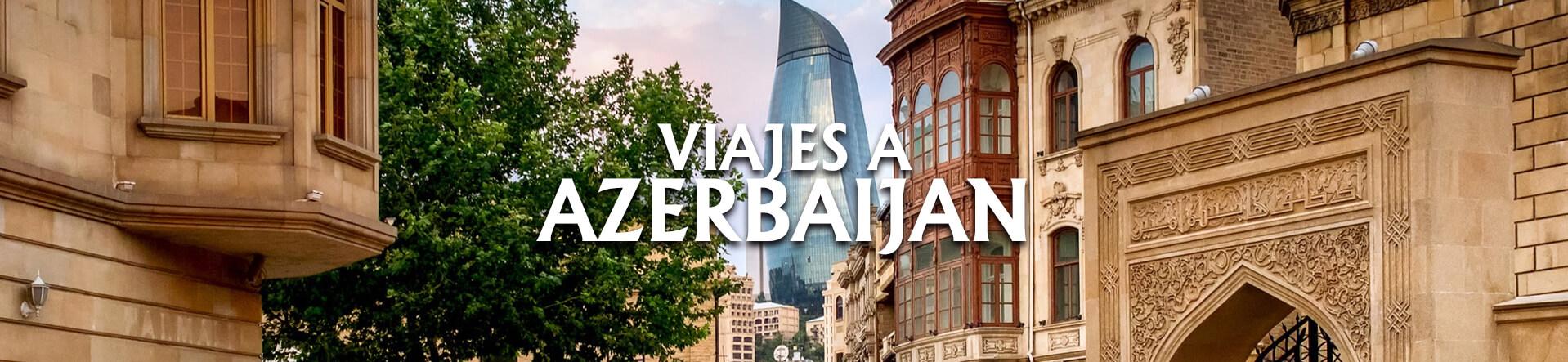 Azerbaijan desde Argentina