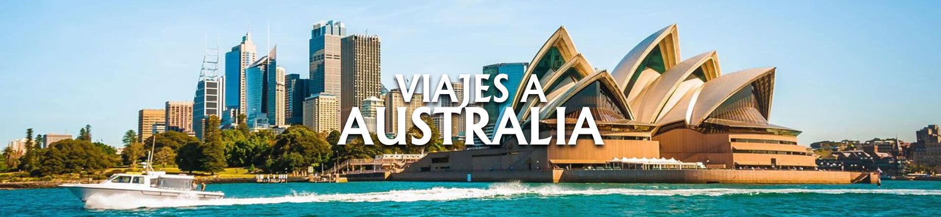 Australia desde Argentina