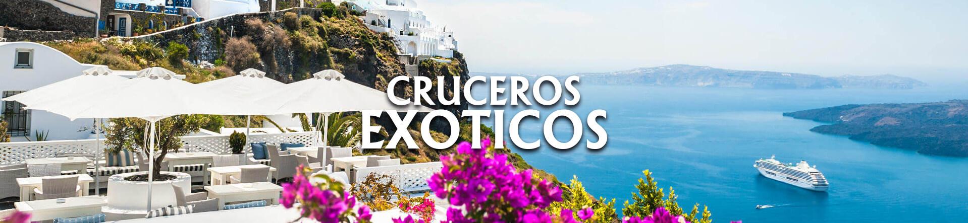 Cruceros Exóticos desde Argentina