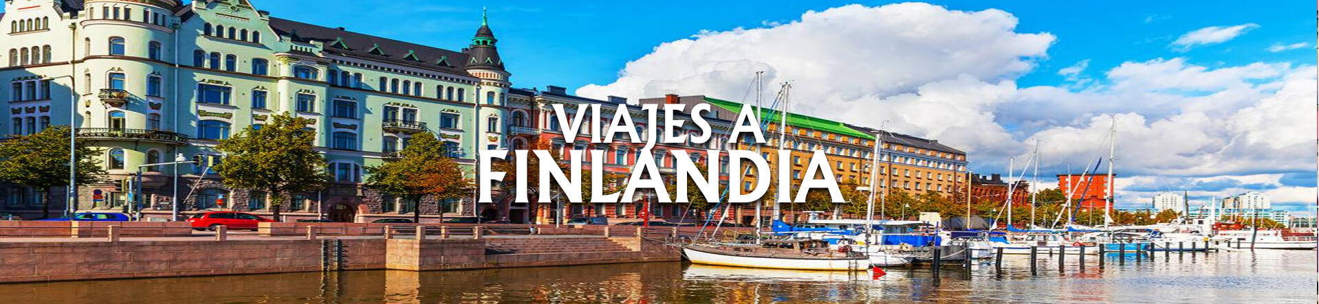 Finlandia desde Argentina