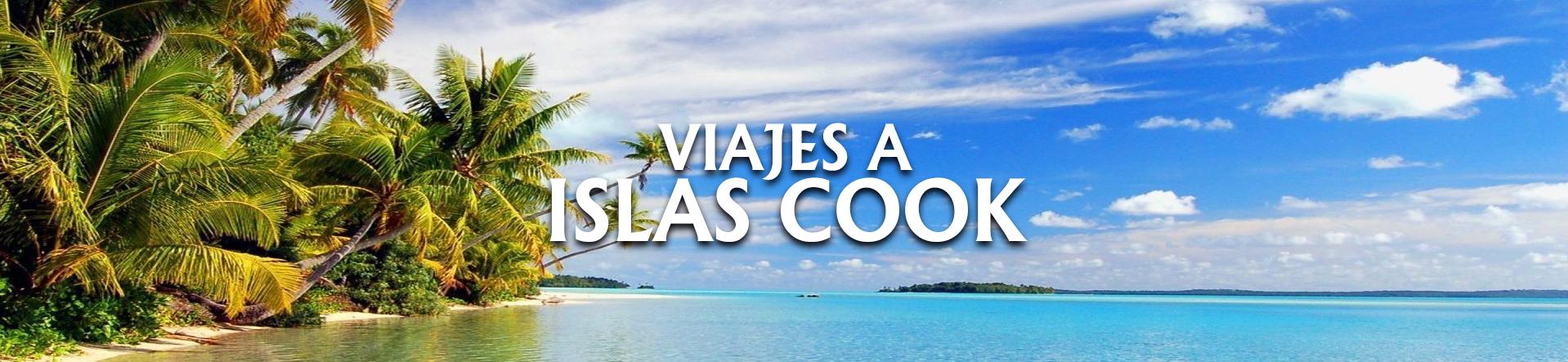 Islas Cook desde Argentina