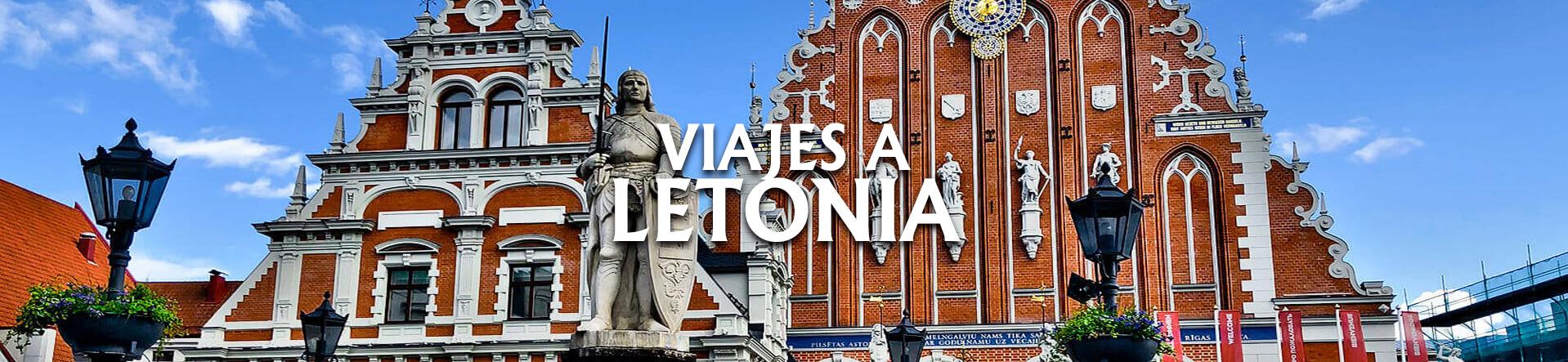 Letonia desde Argentina