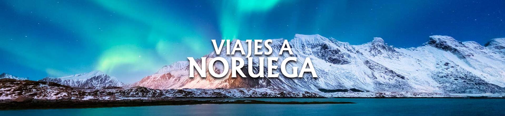 Noruega desde Argentina