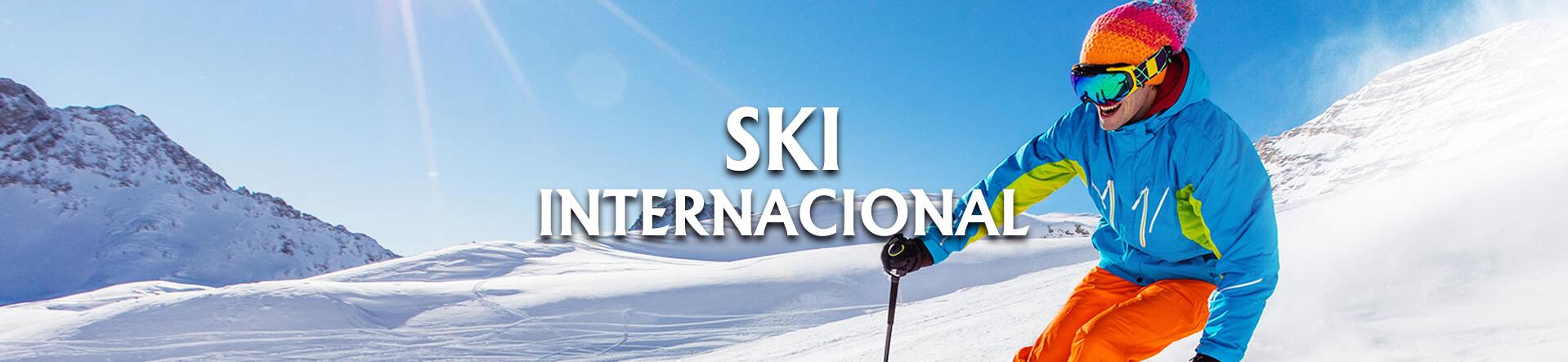 Ski Internacional desde Argentina