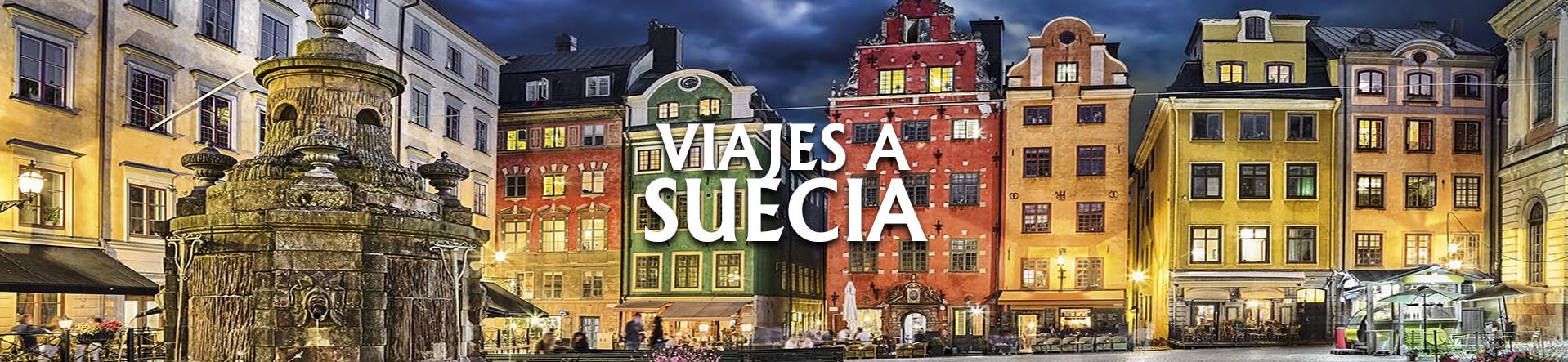 Suecia desde Argentina