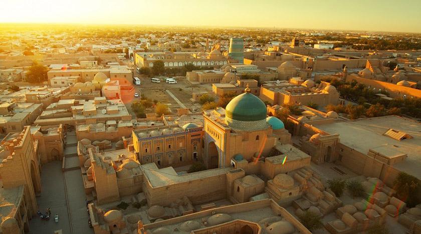 Tesoros de Uzbekistan