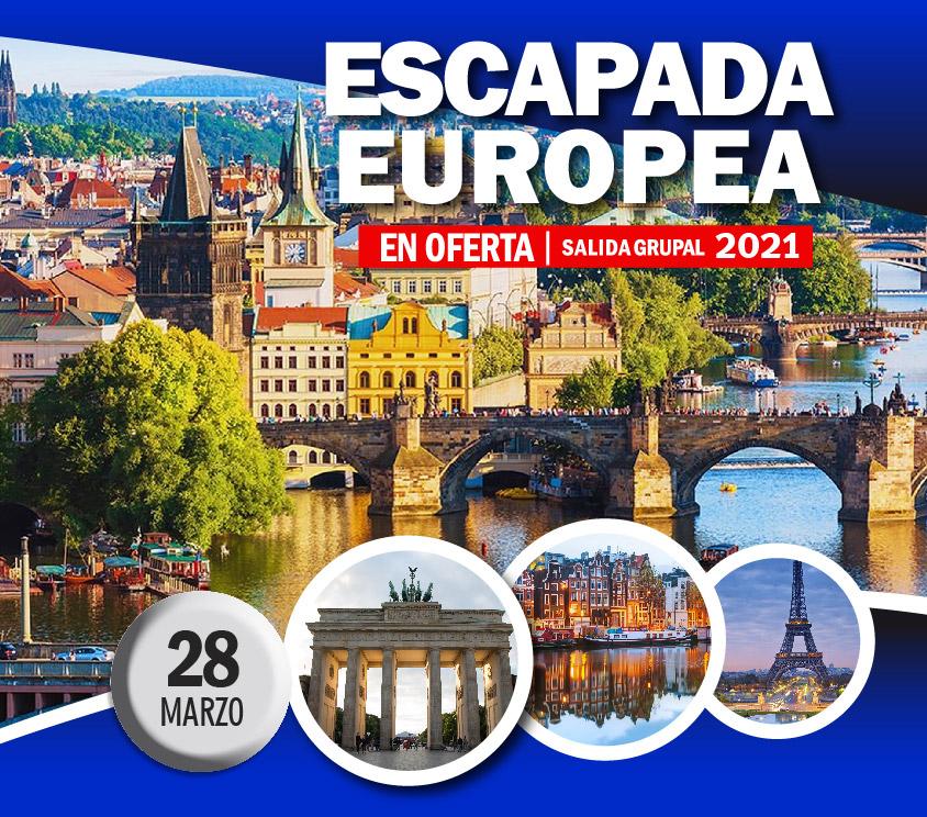 Escapada Europea