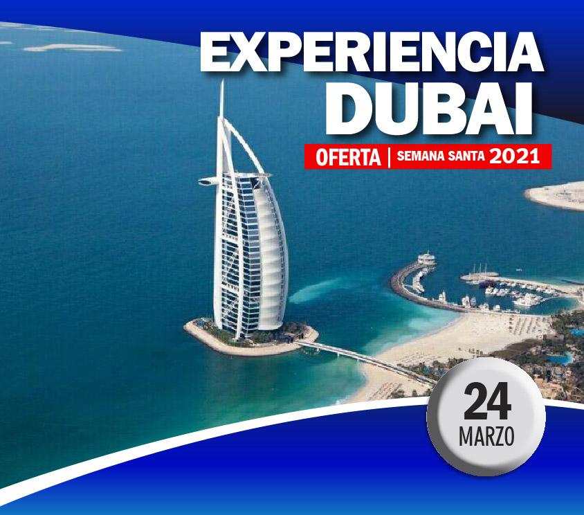 Experiencia Dubai