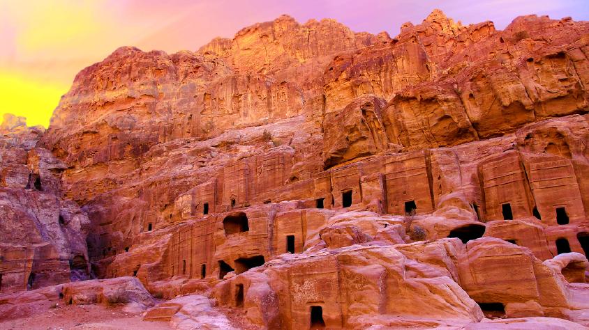 Jordania Highlights - Wadi Rum