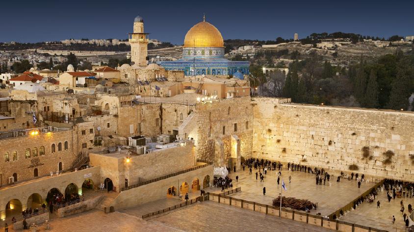 Israel - Circuito Jerusalen y alrededores
