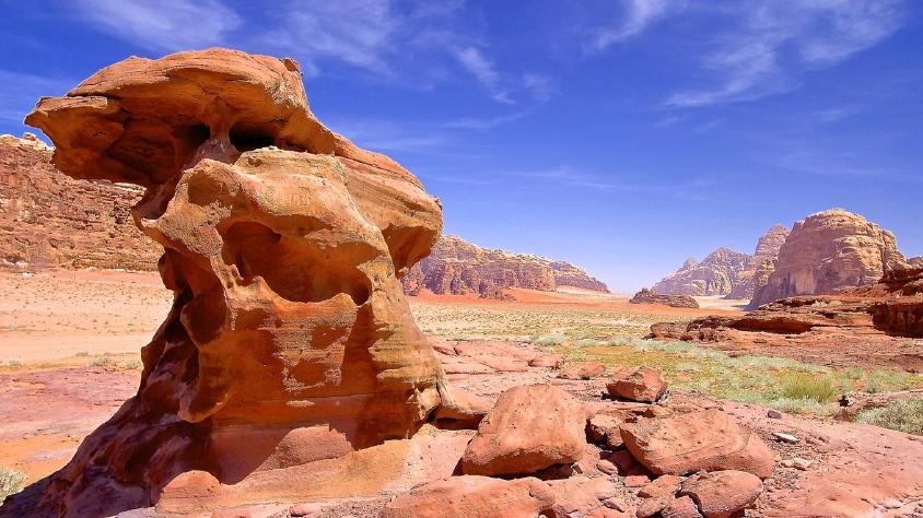 Israel y Jordania con Wadi Rum - Terminando Israel
