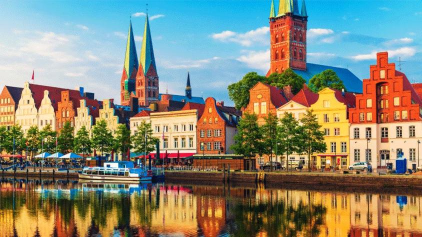 Ciudades imperiales de Europa - 6 Paises