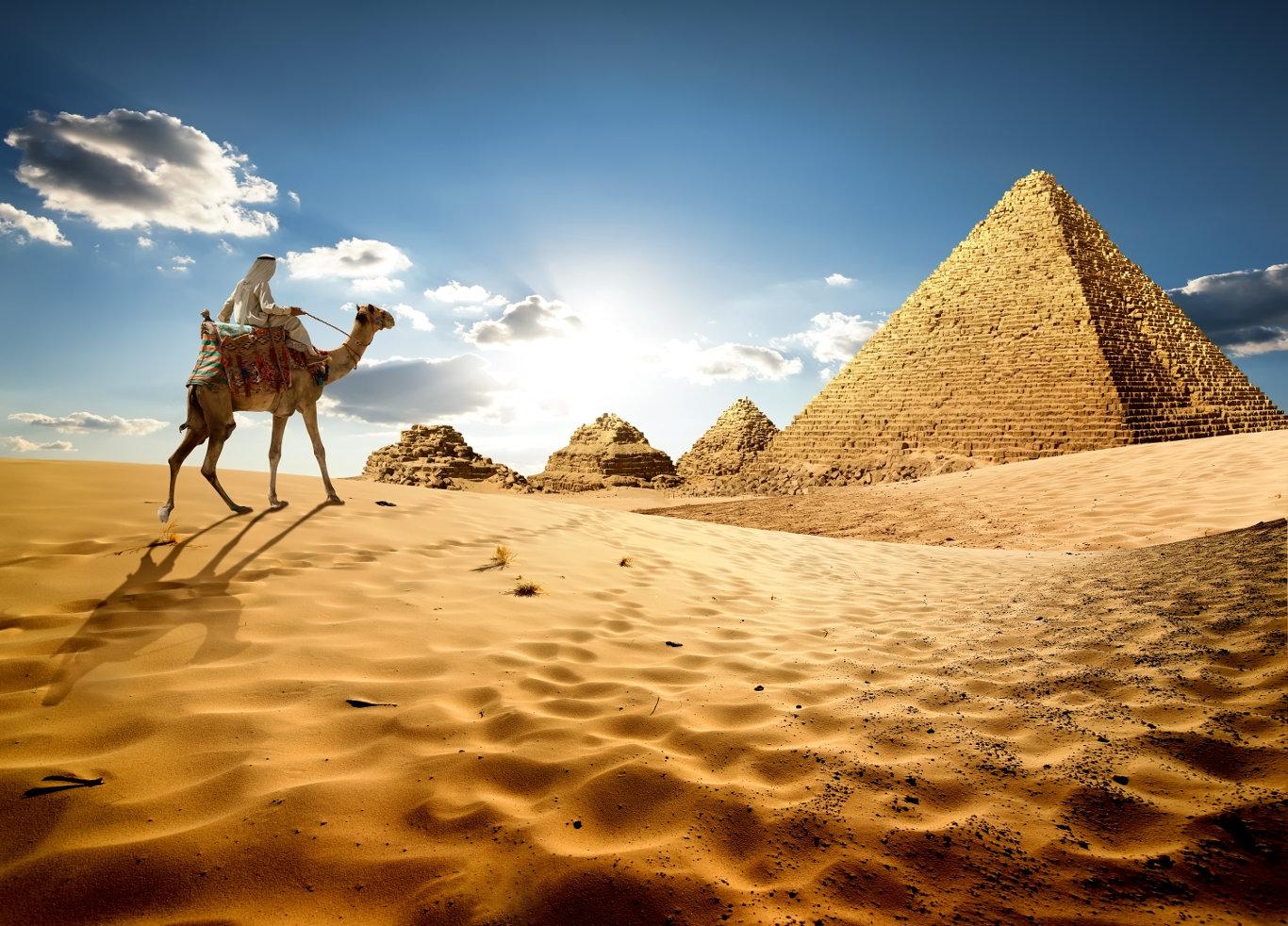 Egipto Asombroso