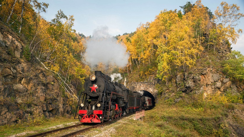Tren Transiberiano Rusia Imperial 2021