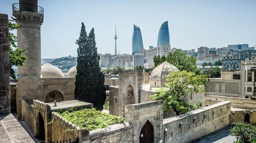 Tesoros de Azerbaiyan